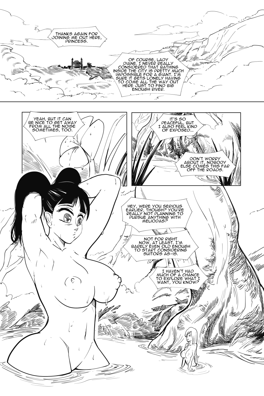 Comic: Seven Dirty Sins (pg 01)