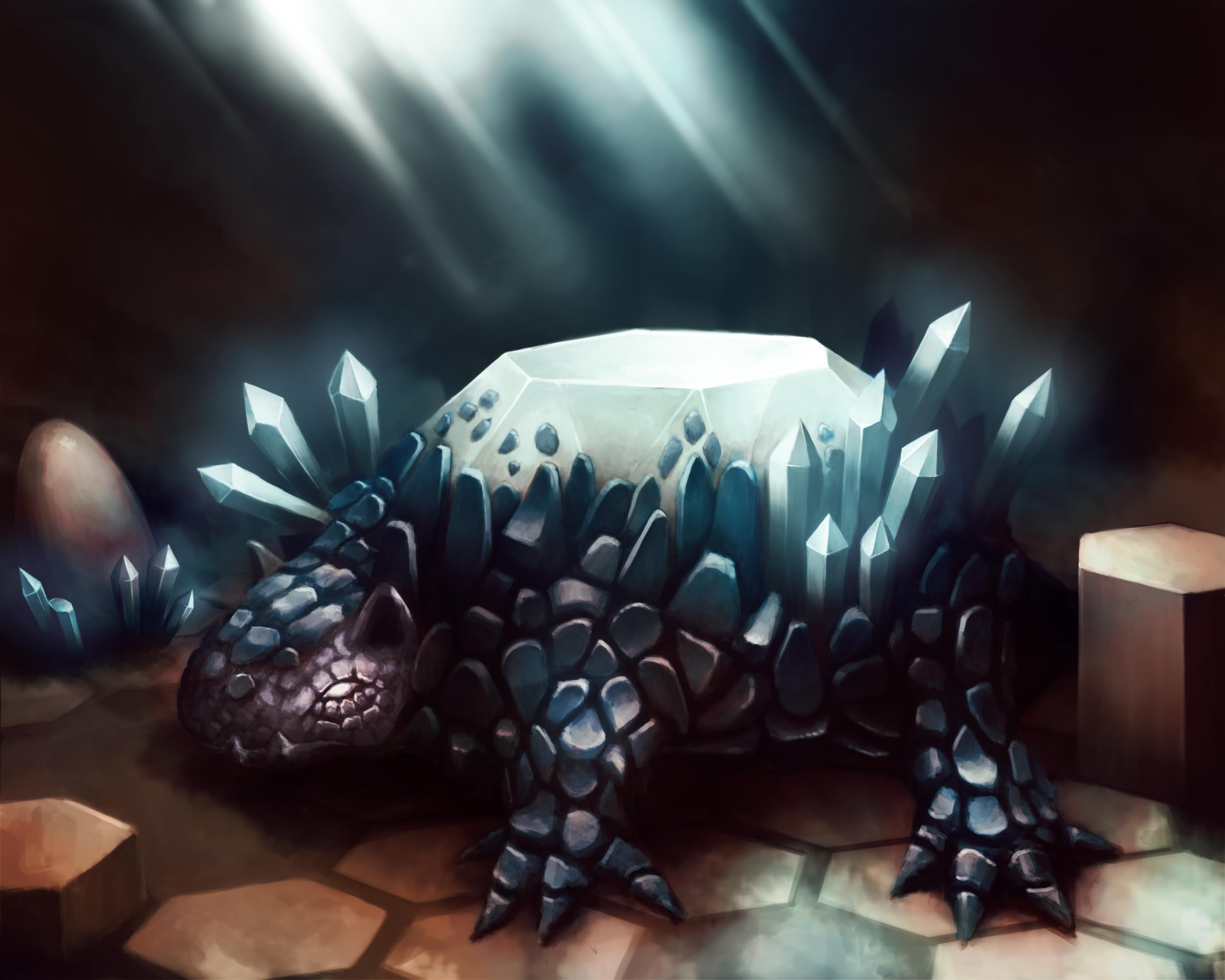 Twinkling Titanite Beast