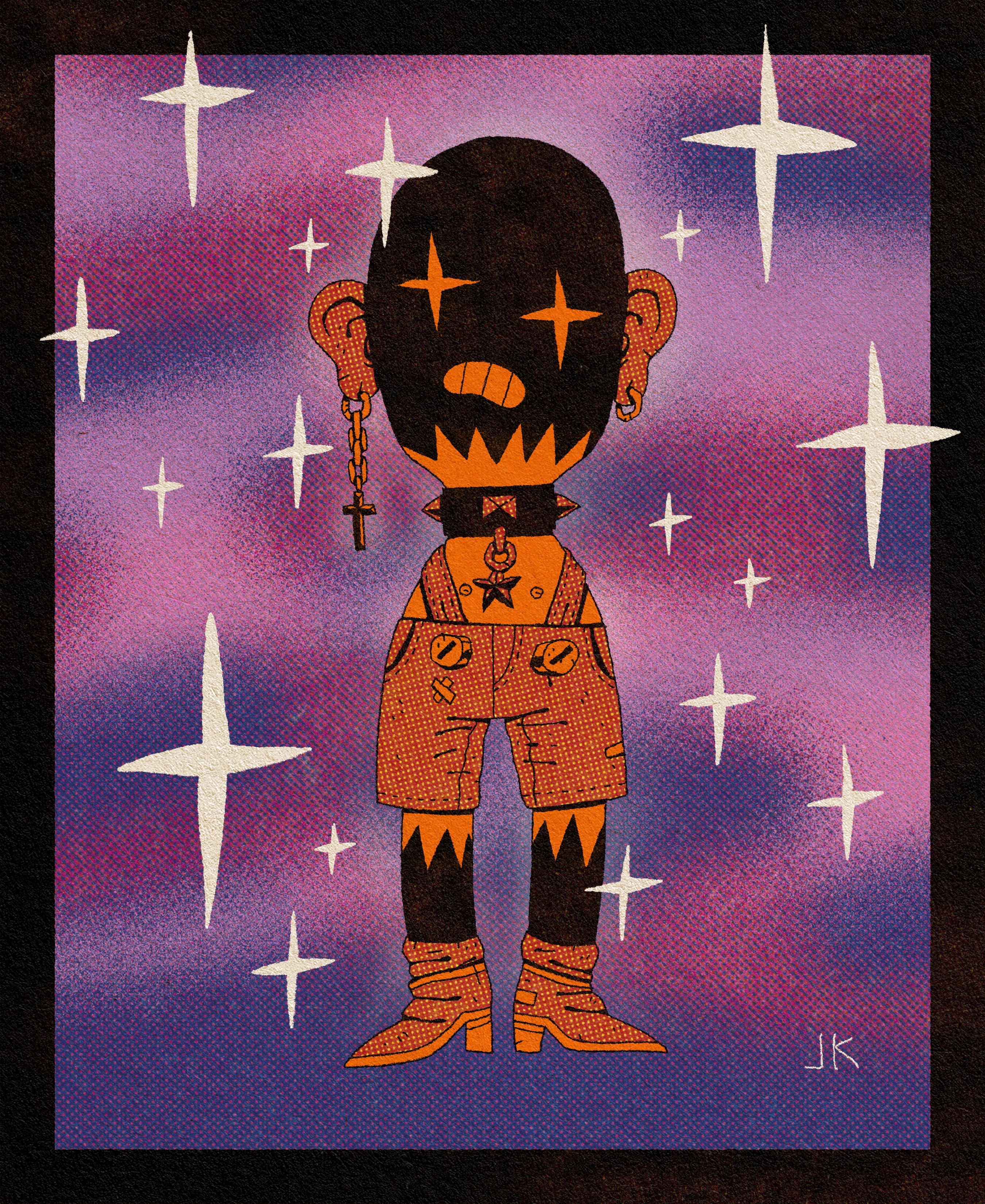 THE FRESNO NIGHTCRAWLER