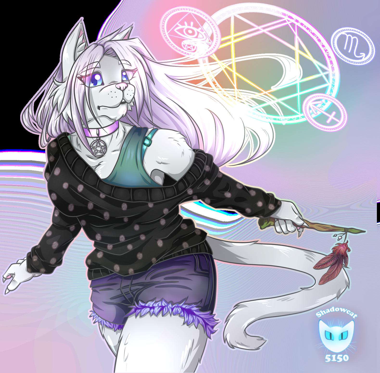 Magickal Kitten