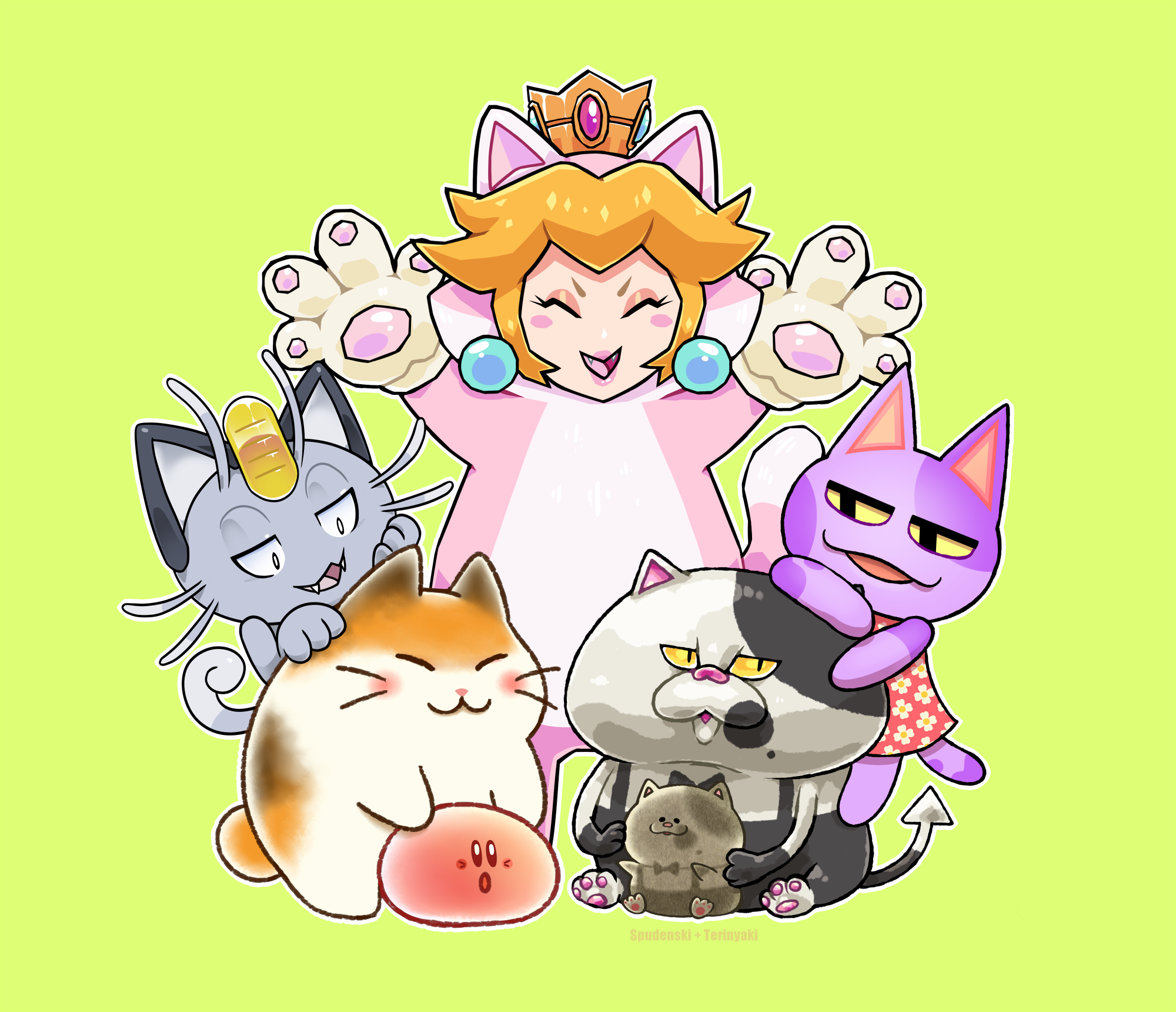 Collab: National Cat day