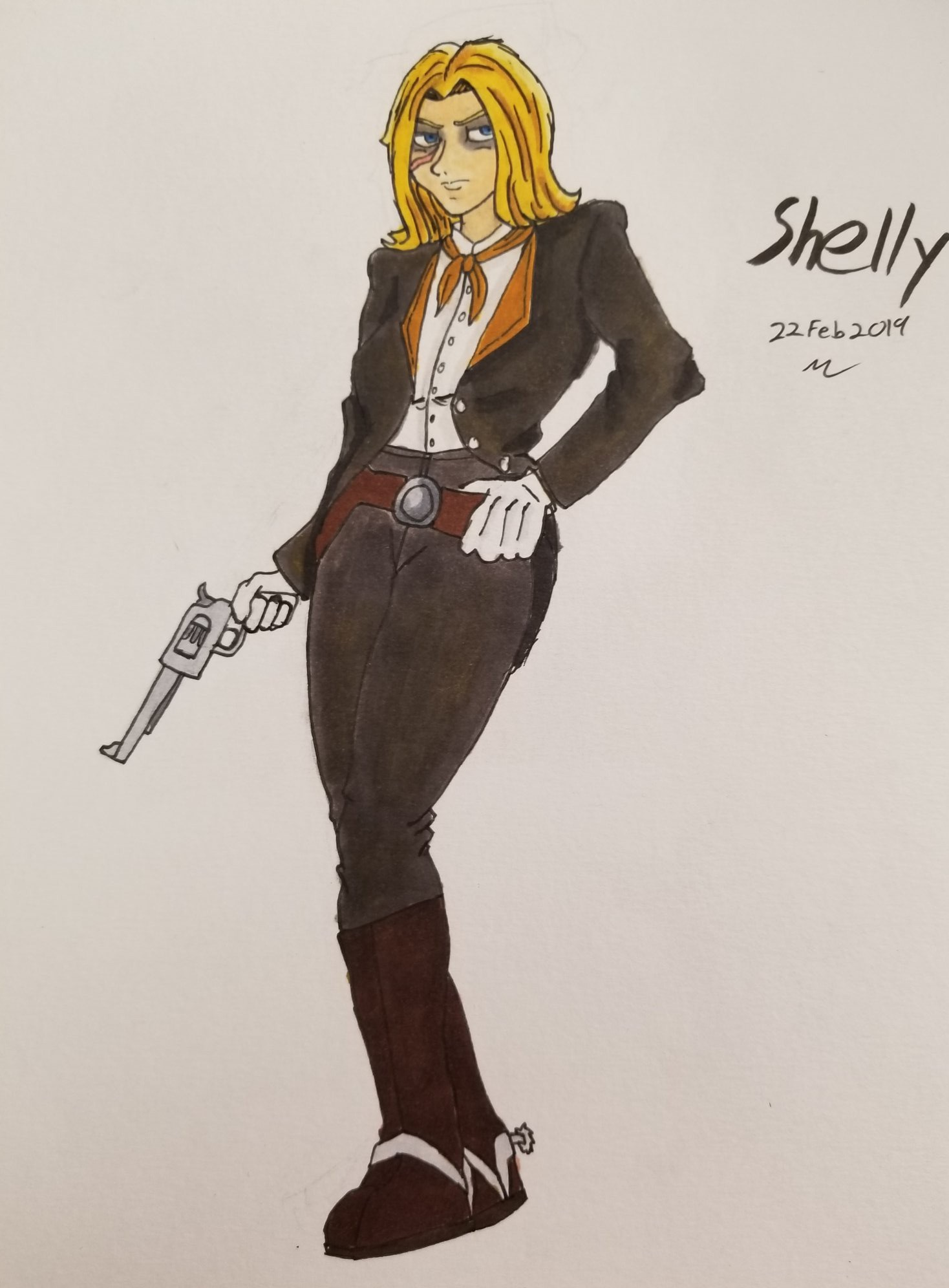 Red Dead - Shelly