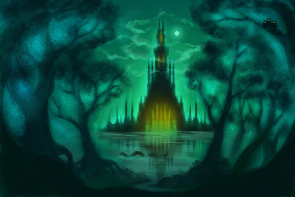 terrifying tower