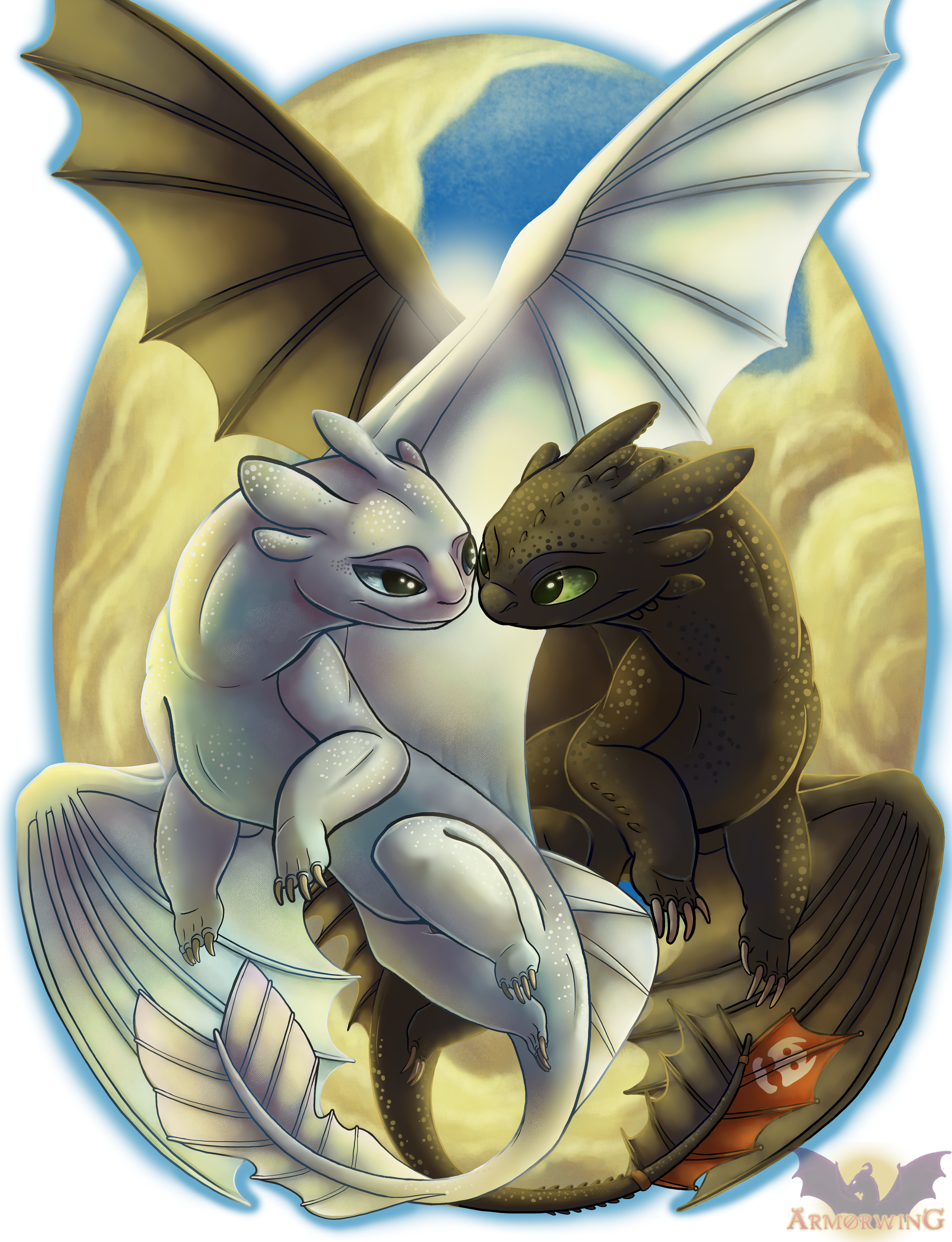 I Belong With You - HTTYD Farewell