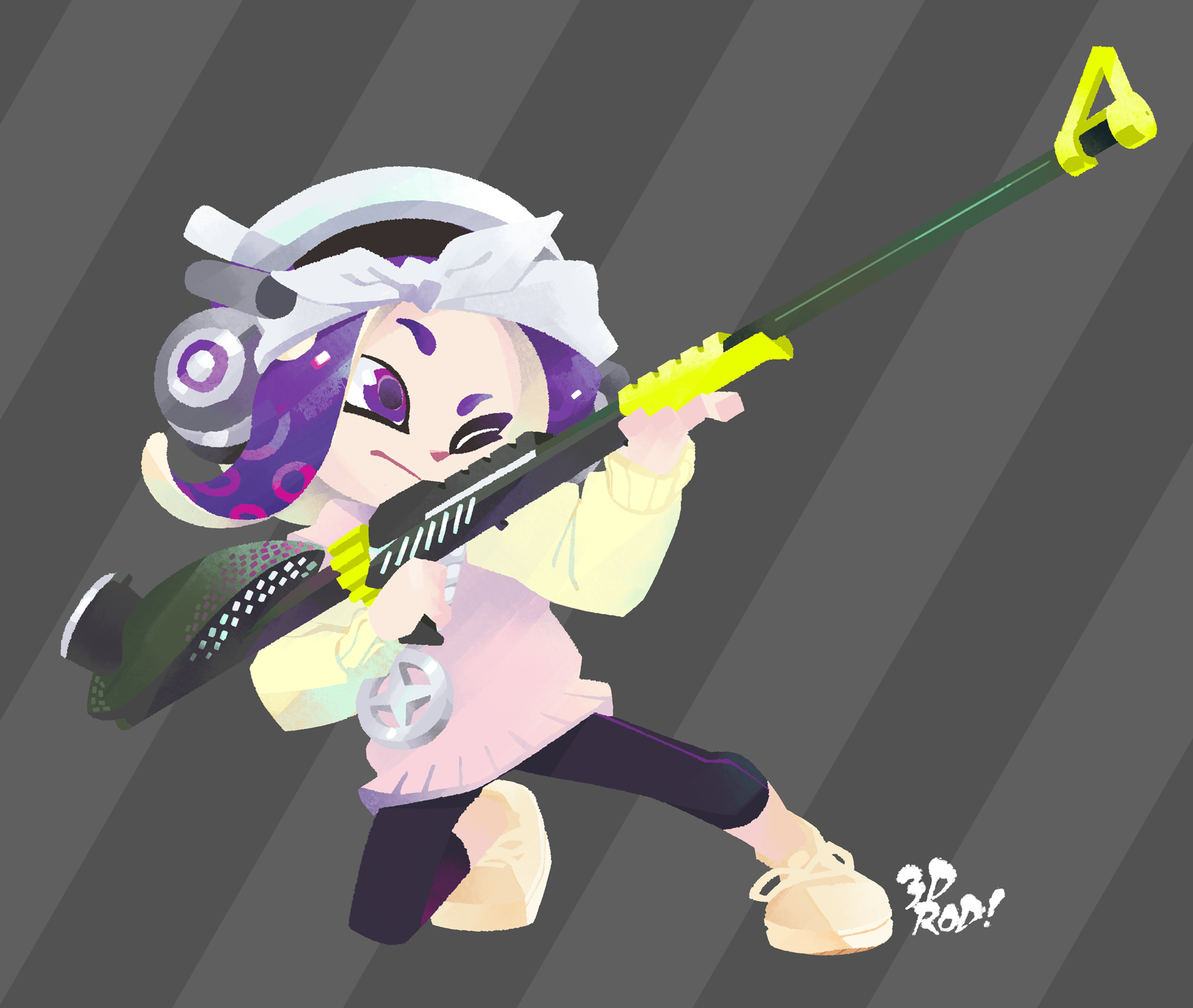 Splatoon commissions #1