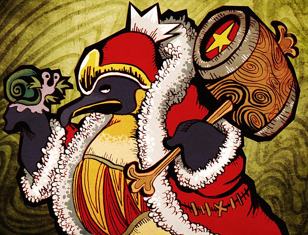 Da Penguin King
