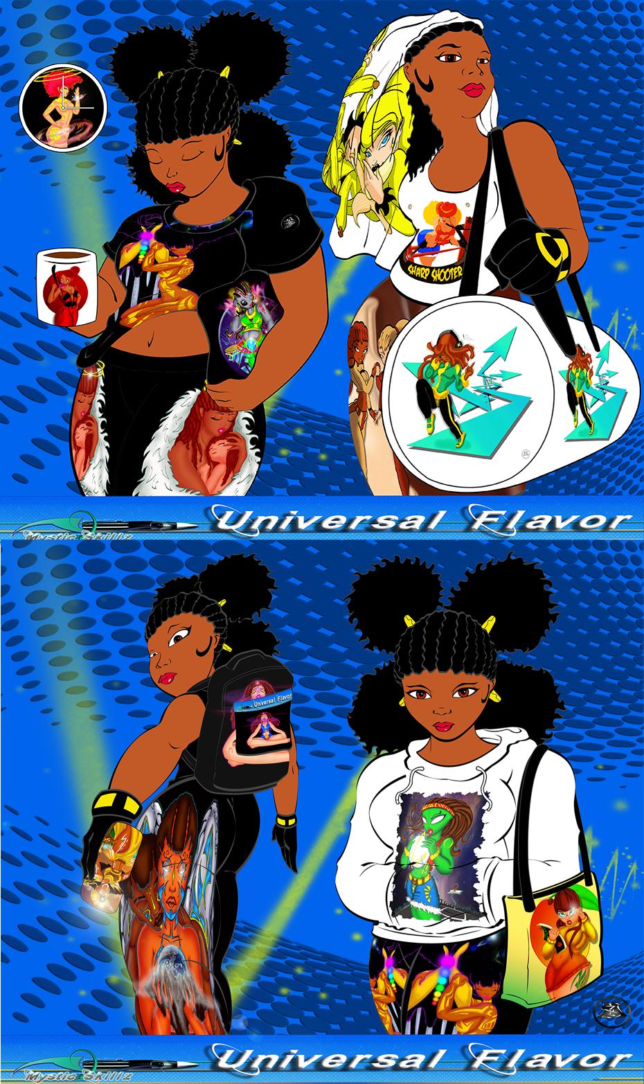 Universal Flavor