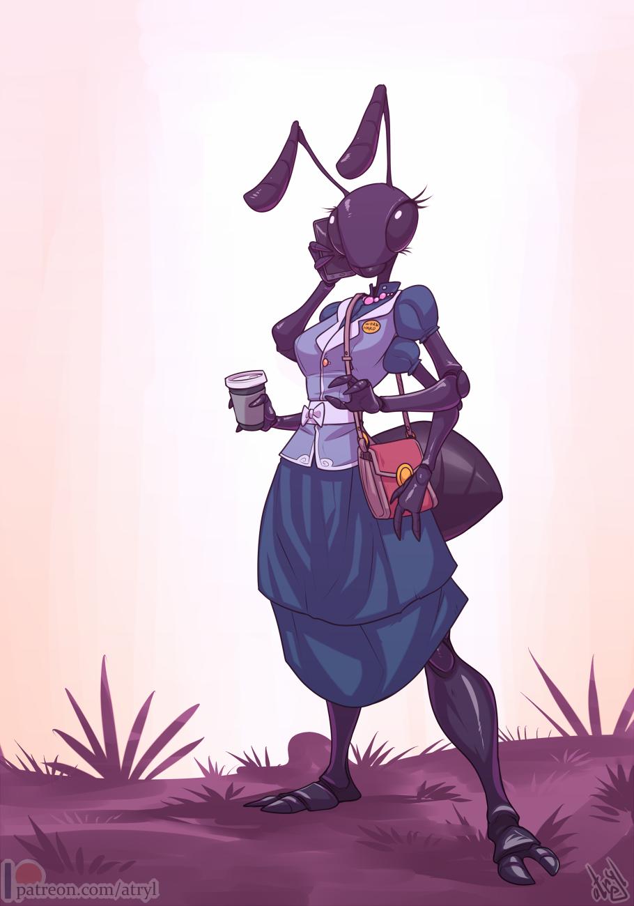 Ant Girlfriend