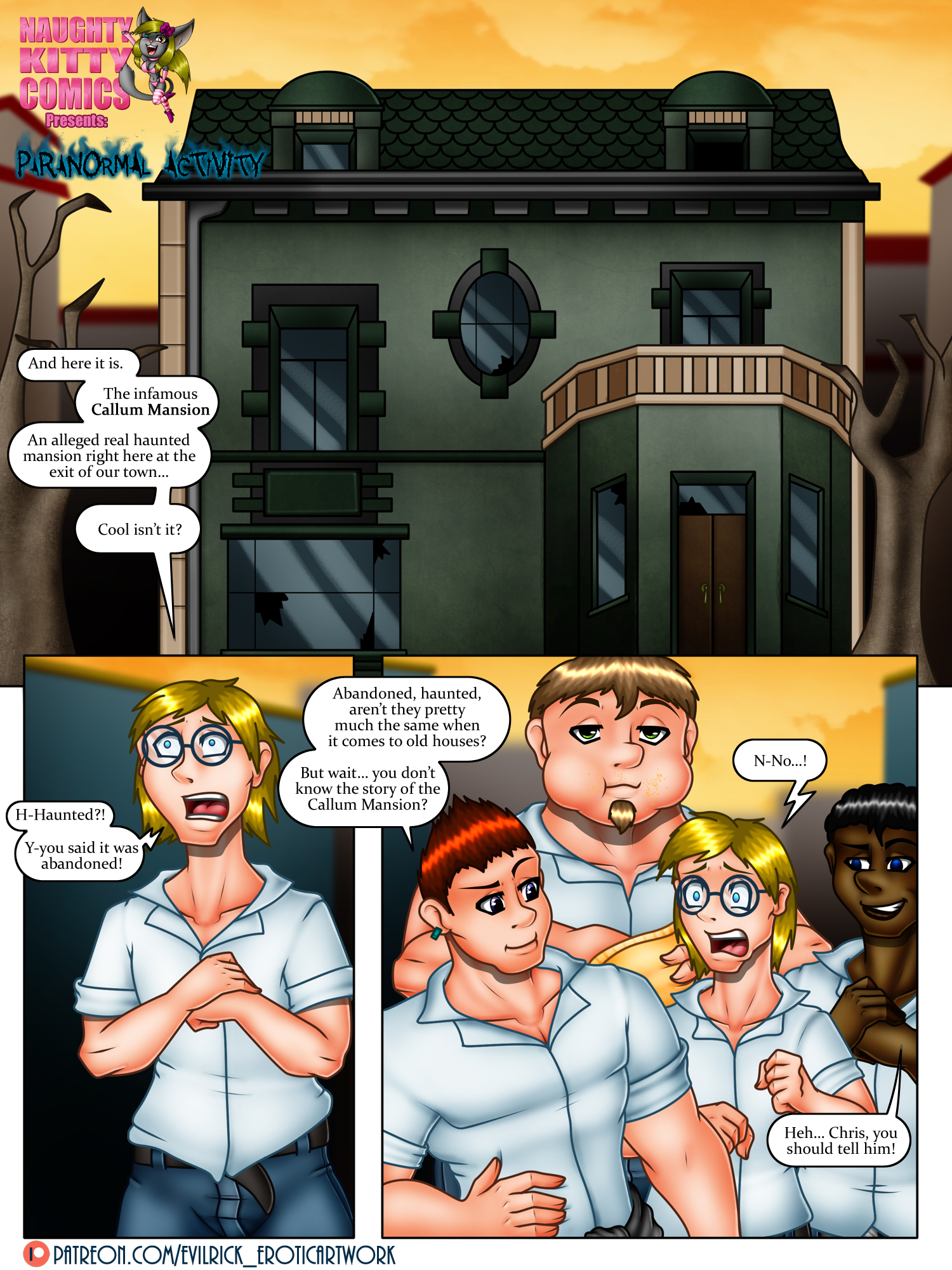 Paranormal Activity_Page 1