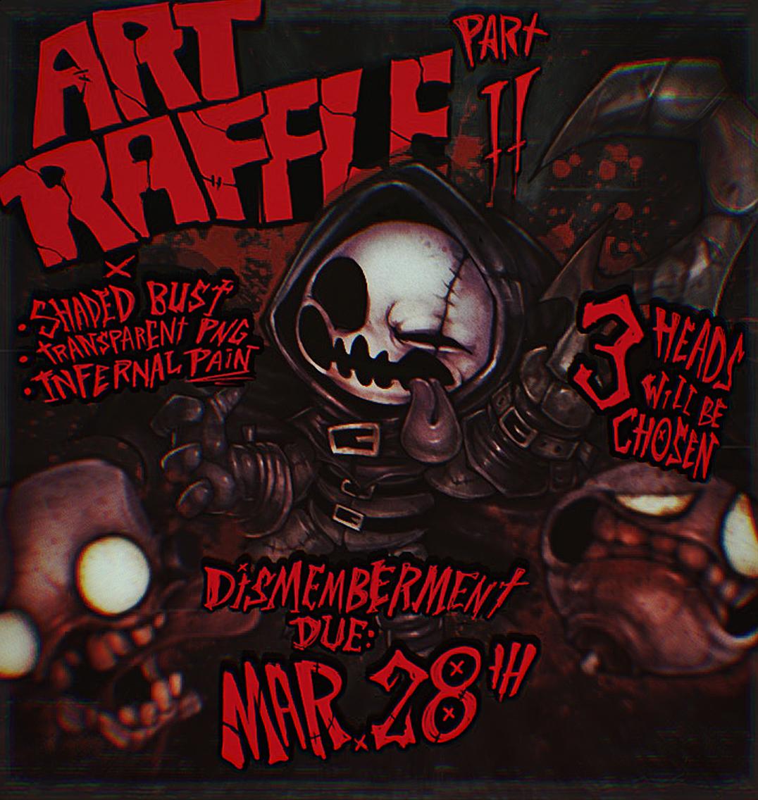 ART RAFFLE II PROMO