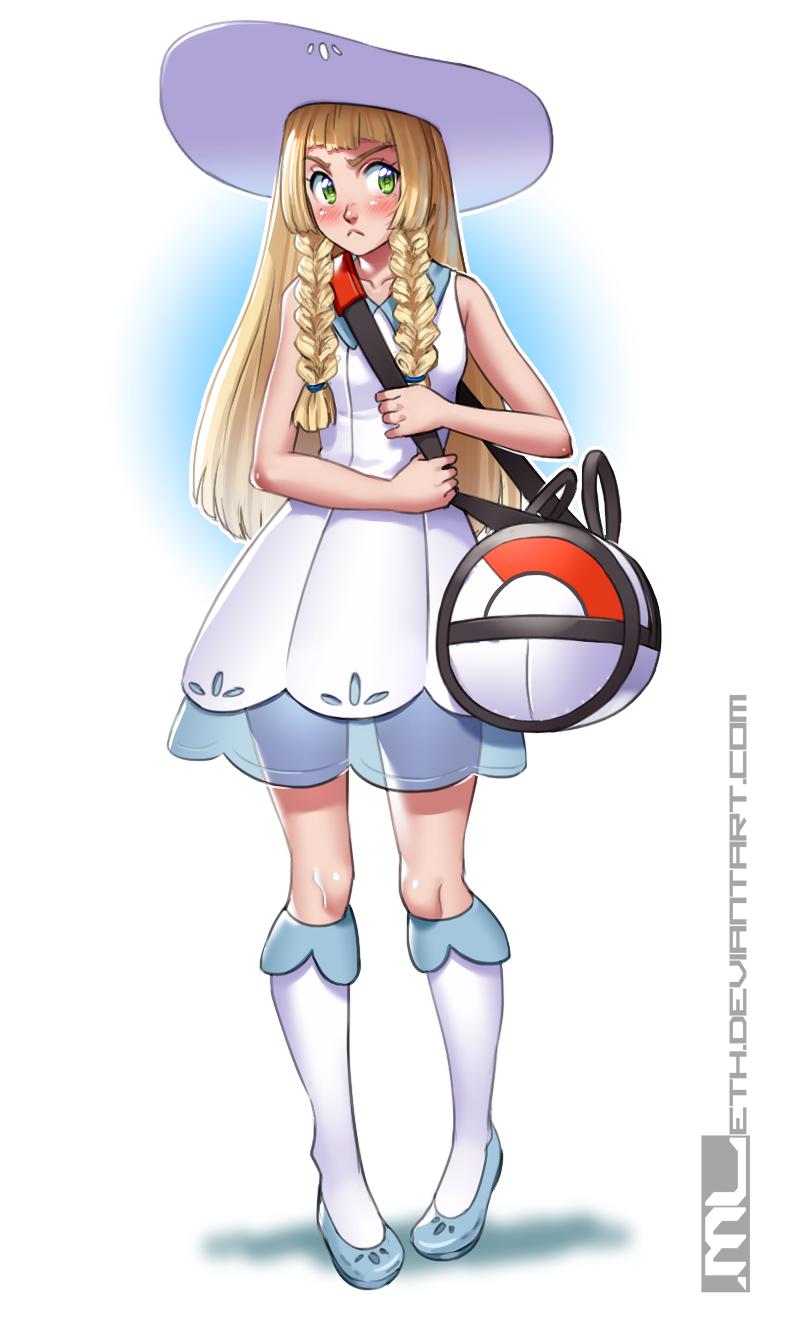 Pokémon - Lillie