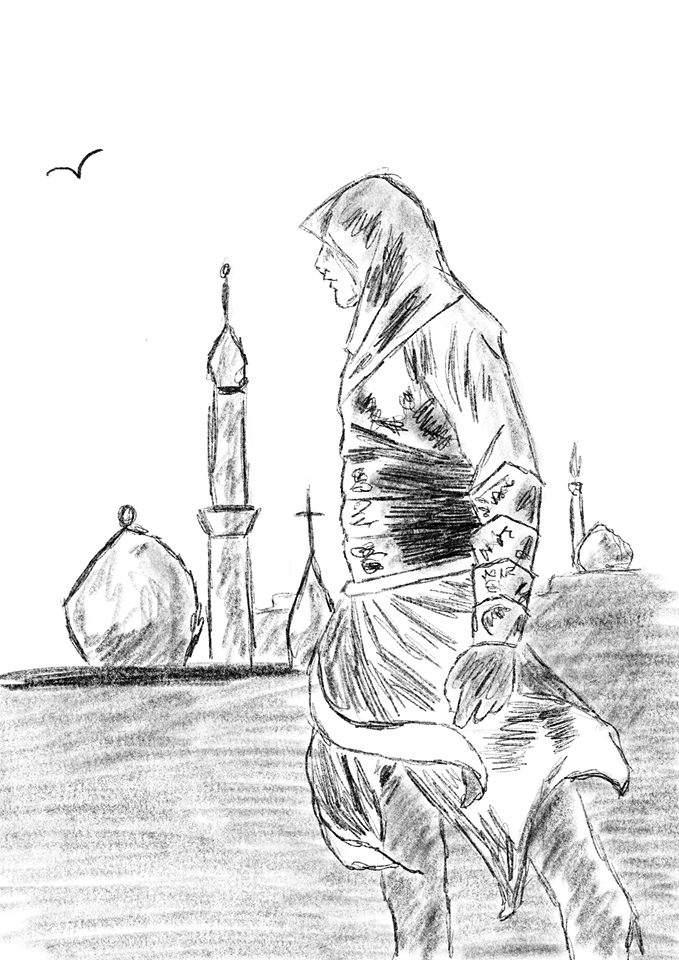 Assassins Creed Sketch By Linetwork On Newgrounds
