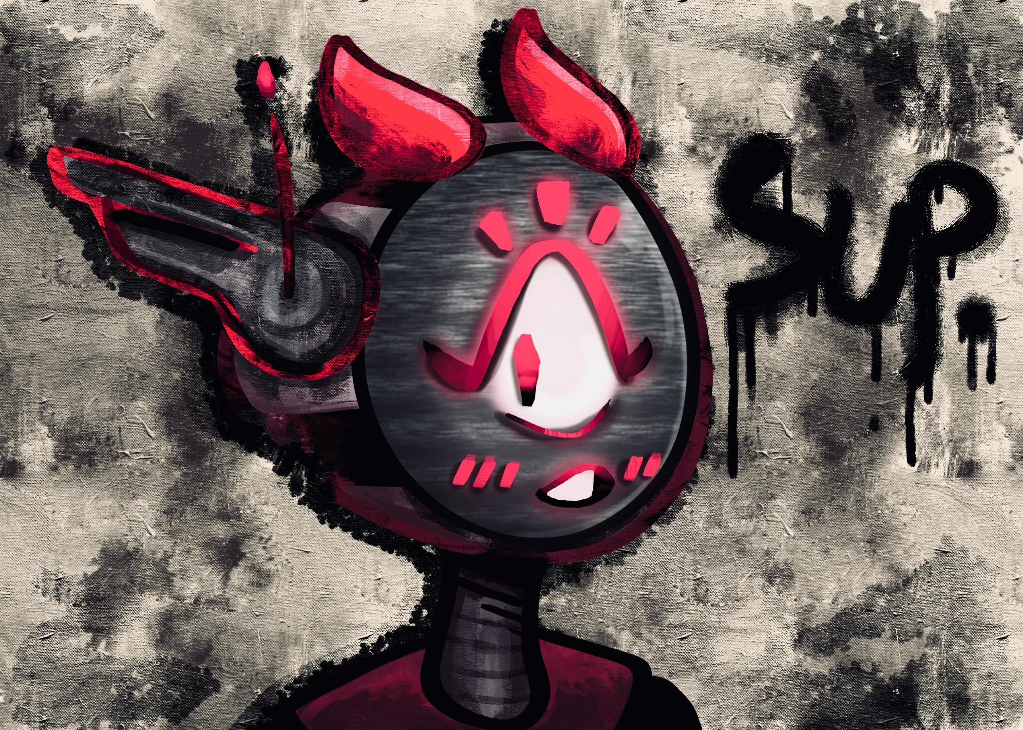 Robot oc