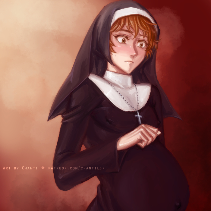 Mpreg Nun