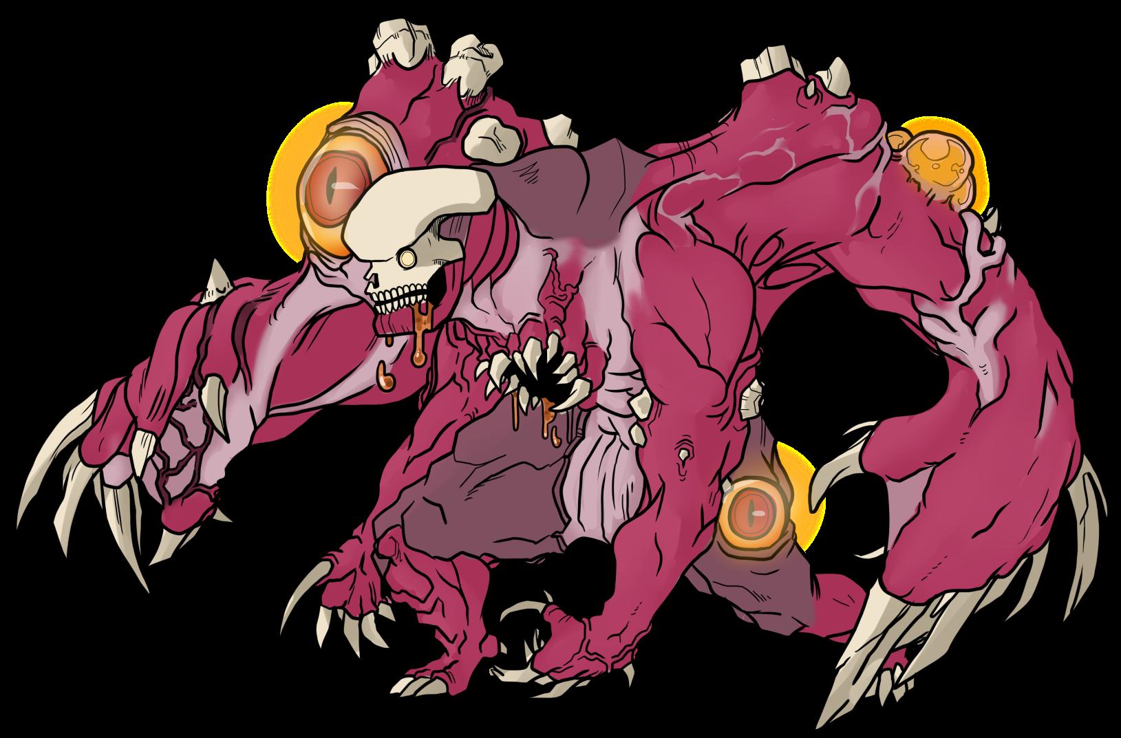 G-Monster Phase 3