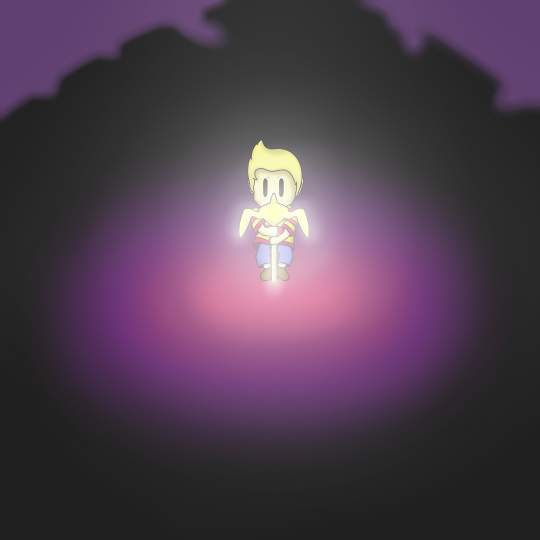 MOTHER 3] Lucas pulling the Last Needle by StarBomberX on Newgrounds