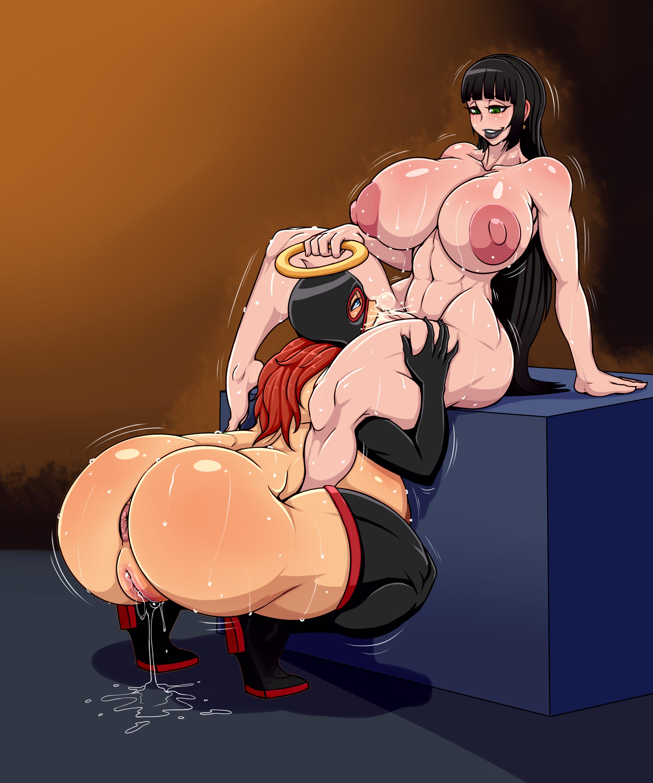 angel witch futa blowjob bondage