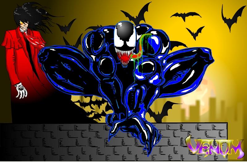 Venom/Alucard