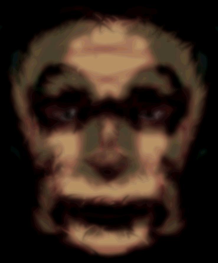 sad humanoid