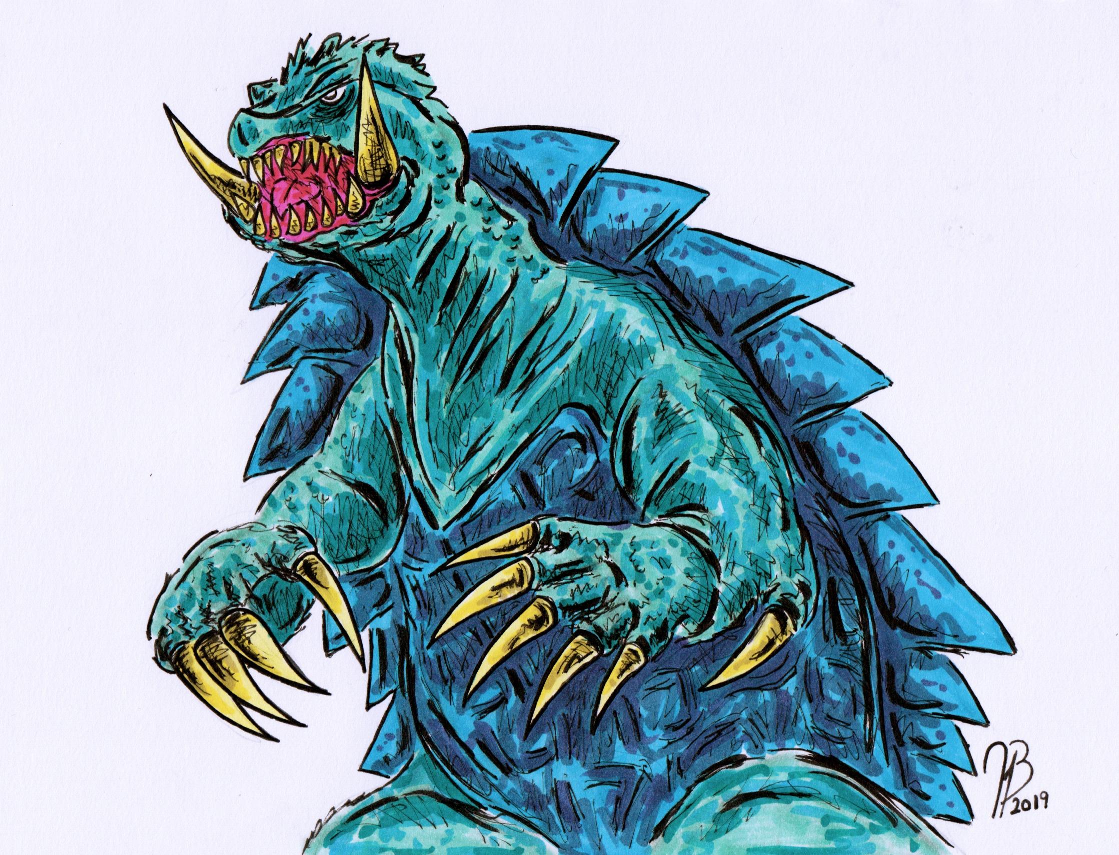 The Super Monster