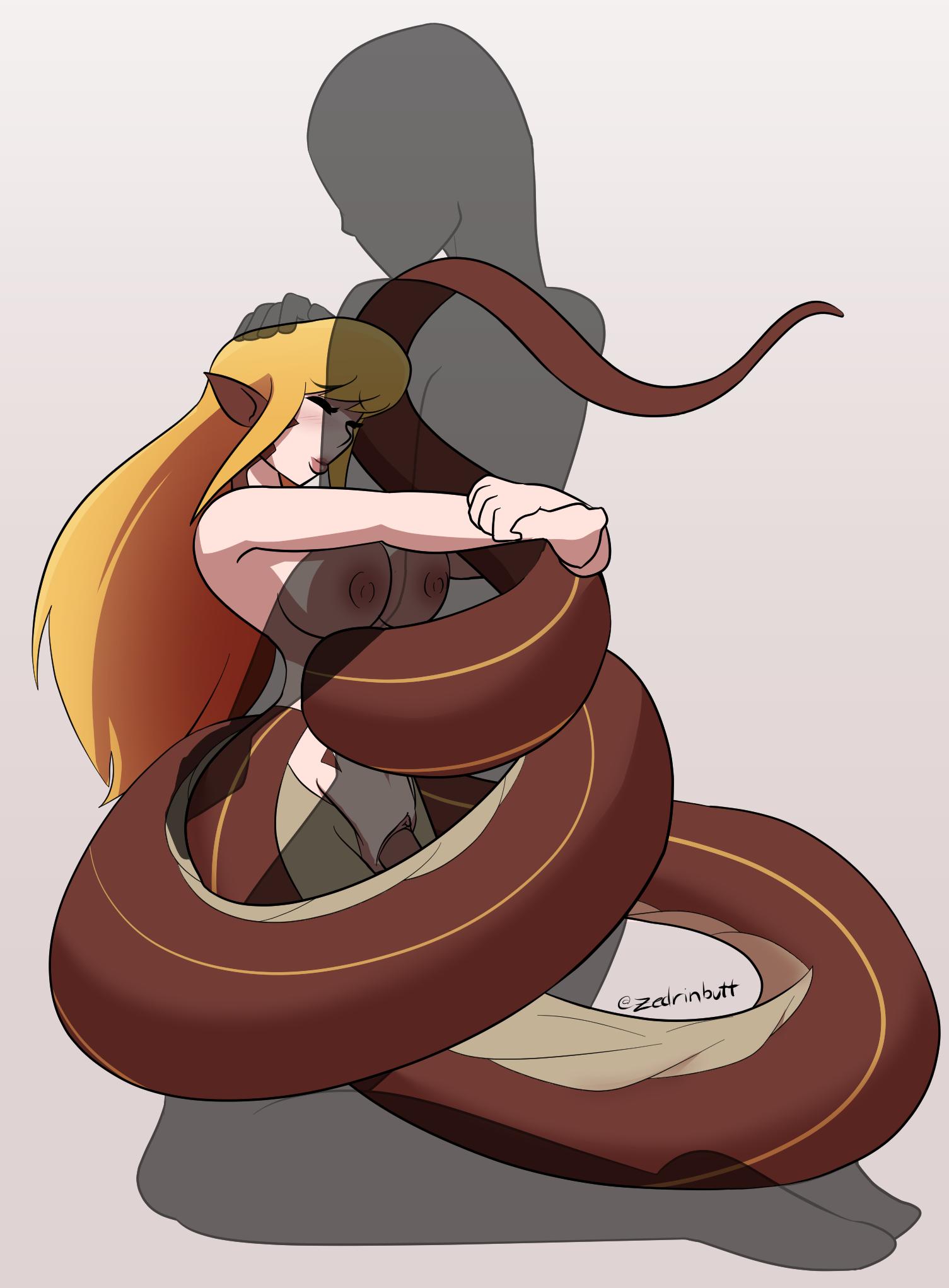 Happy Snake Secks