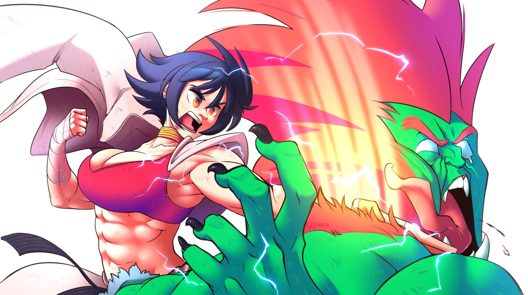 Street Fighter 3-Makoto