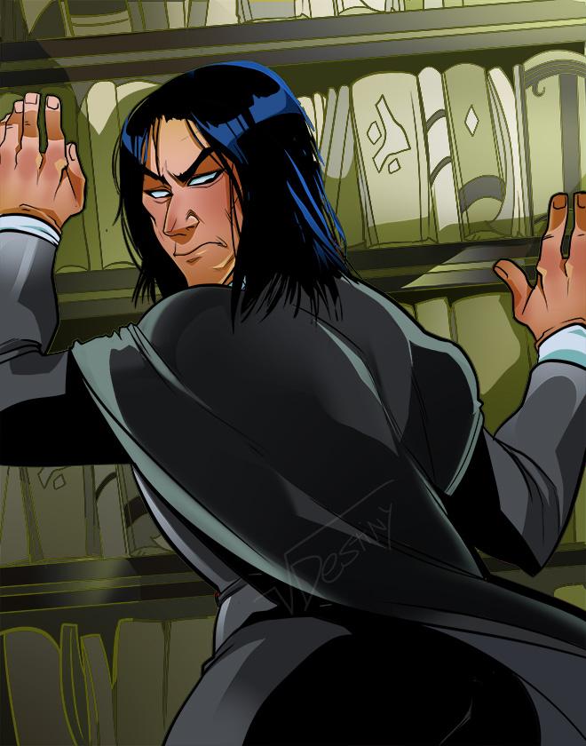 Snape Pose (COMMISSION)