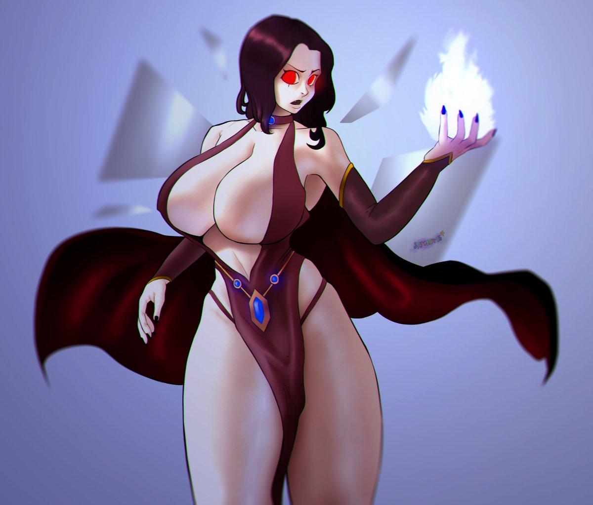 Vampire commission