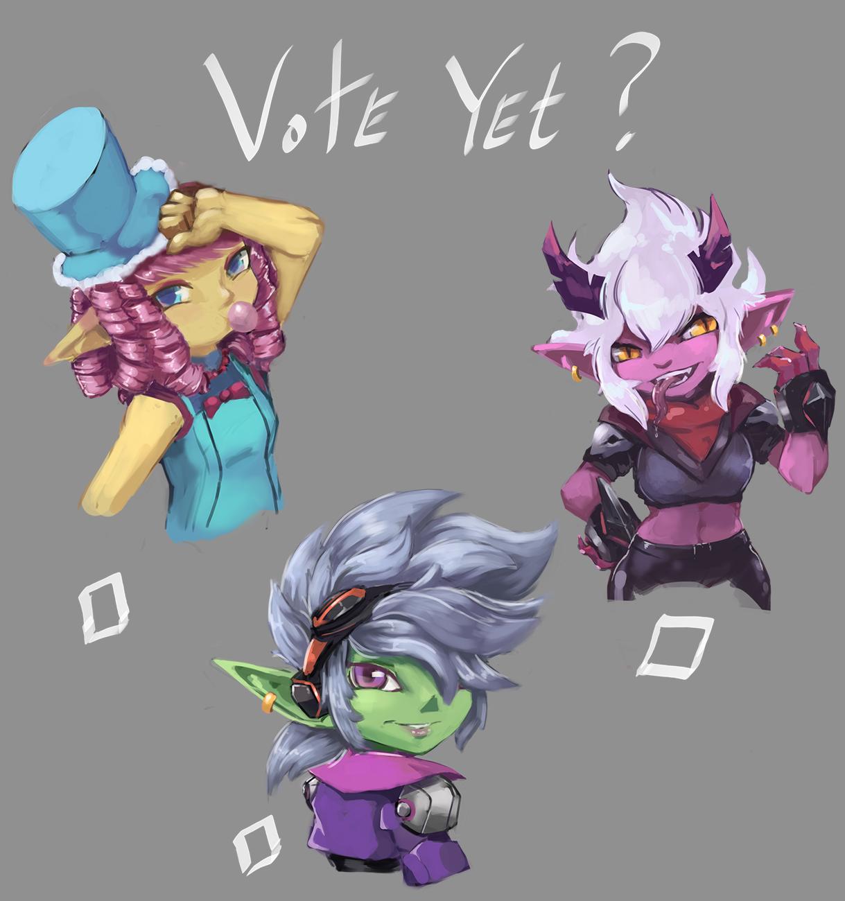 Voted?