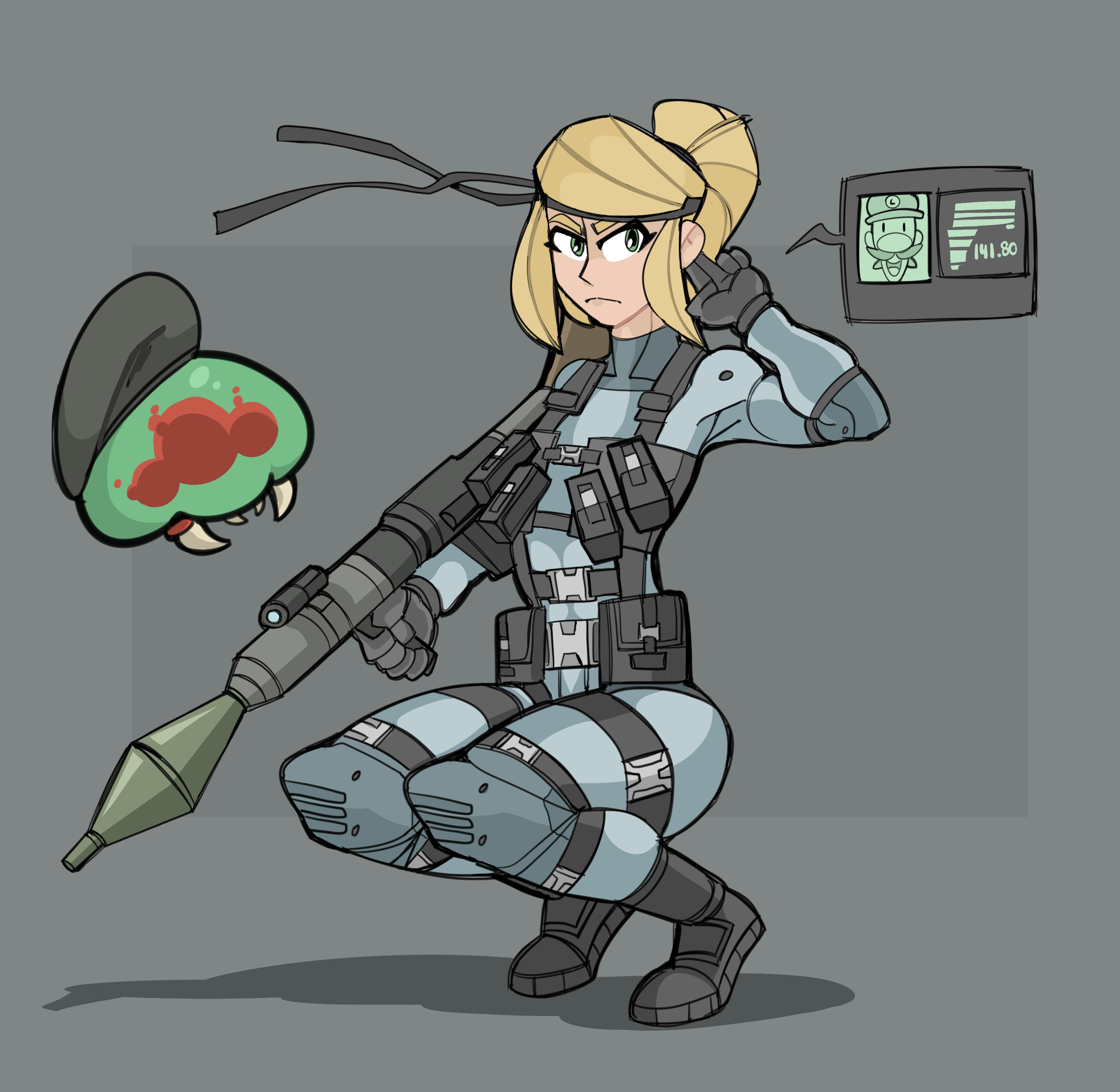 This is Samus. I'm done here.