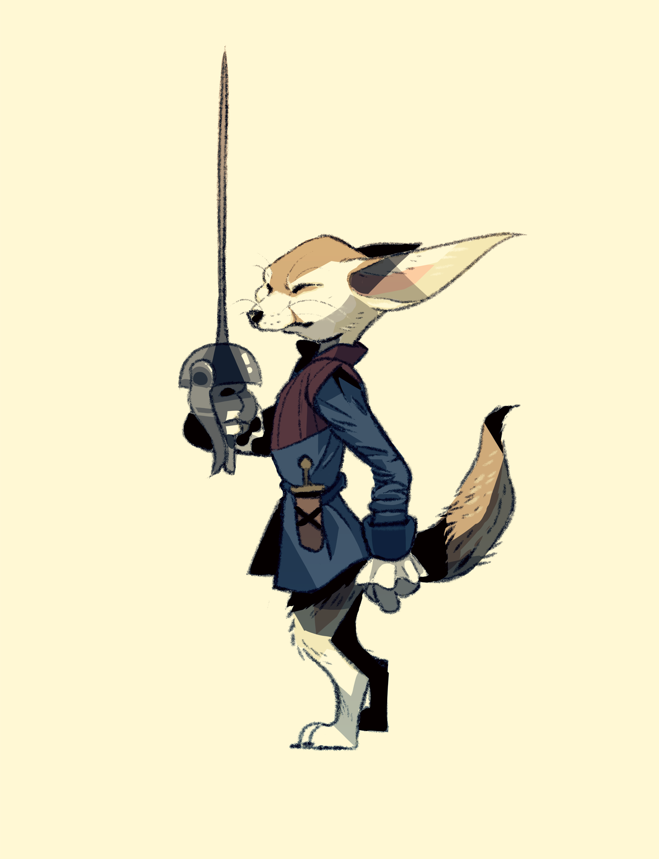 Fennec Fencer
