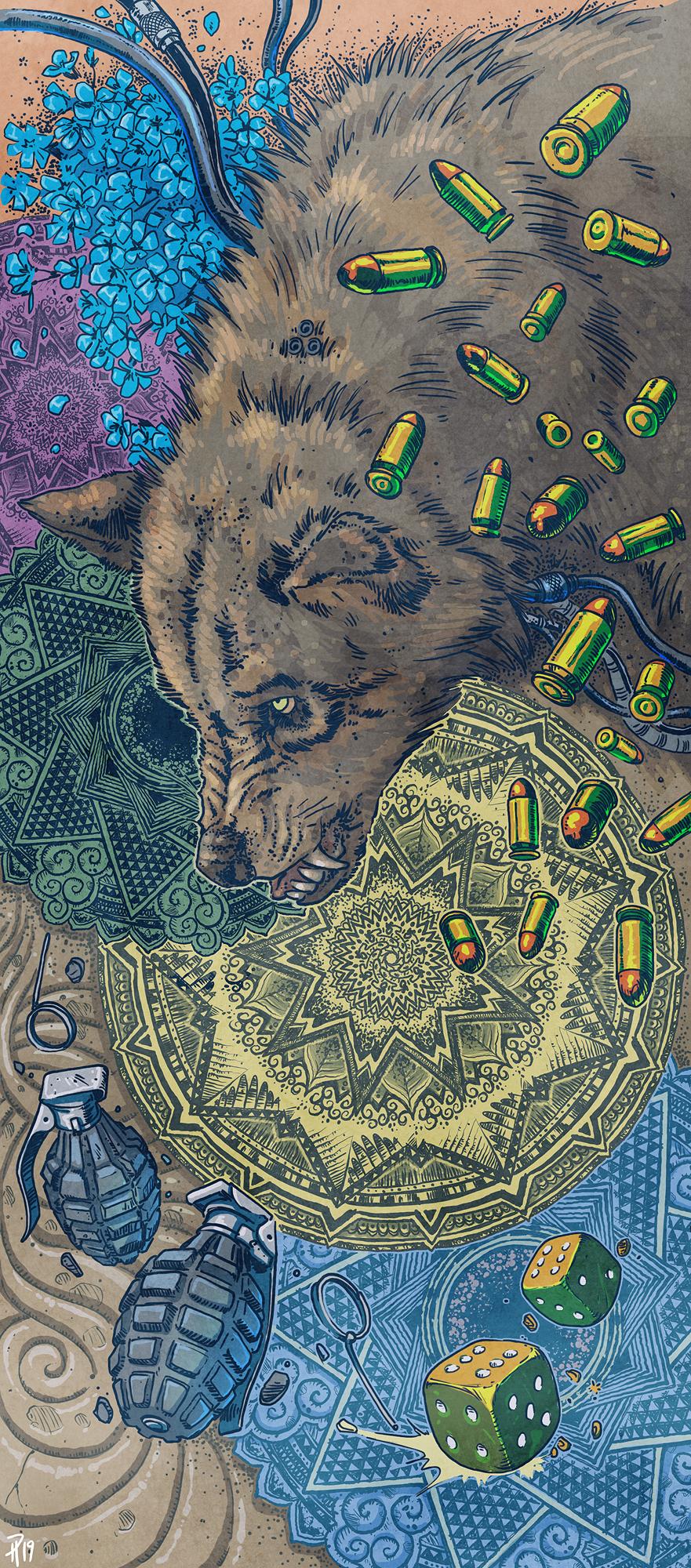 Gambling with Fangs