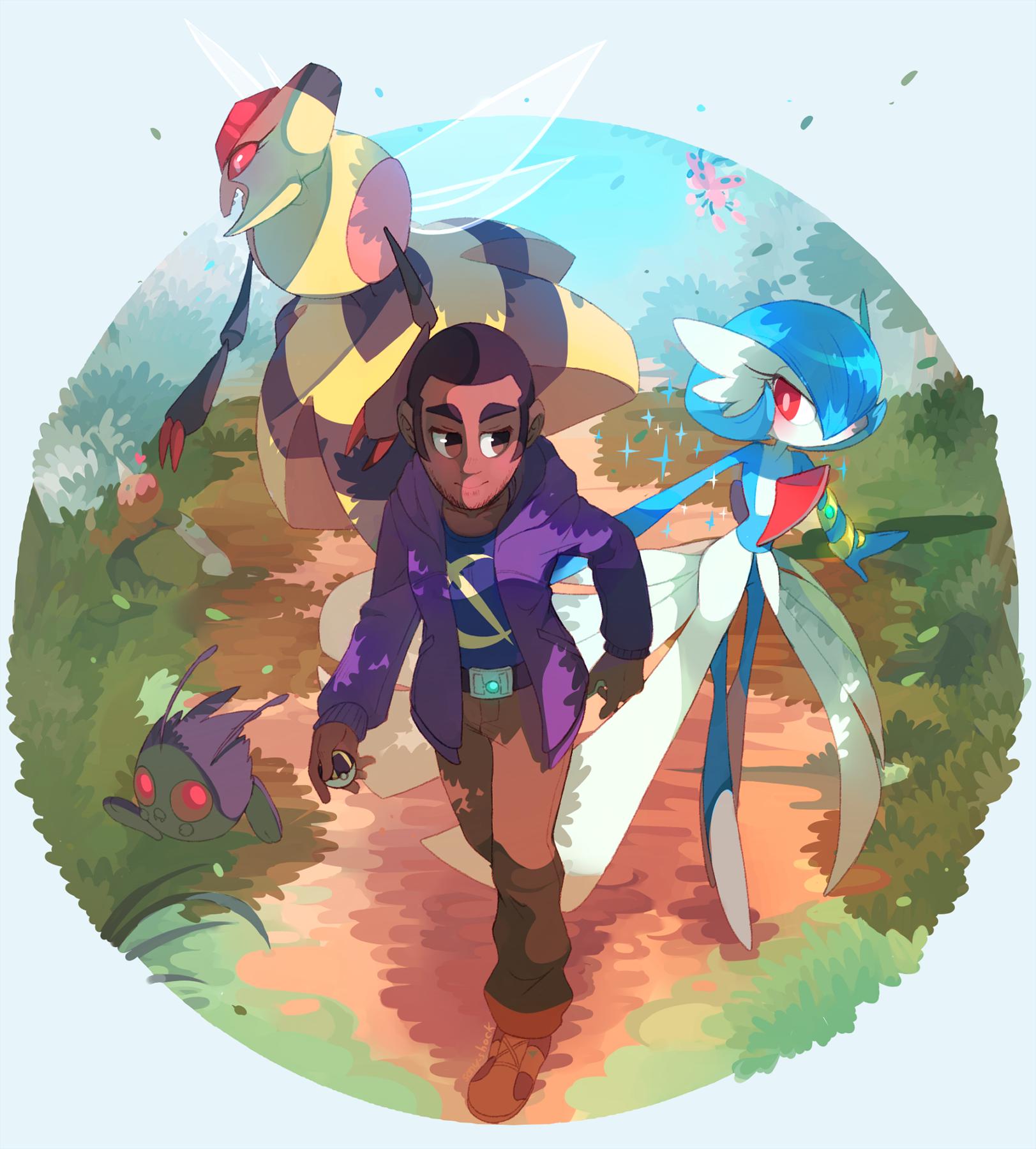 Pokemon trip