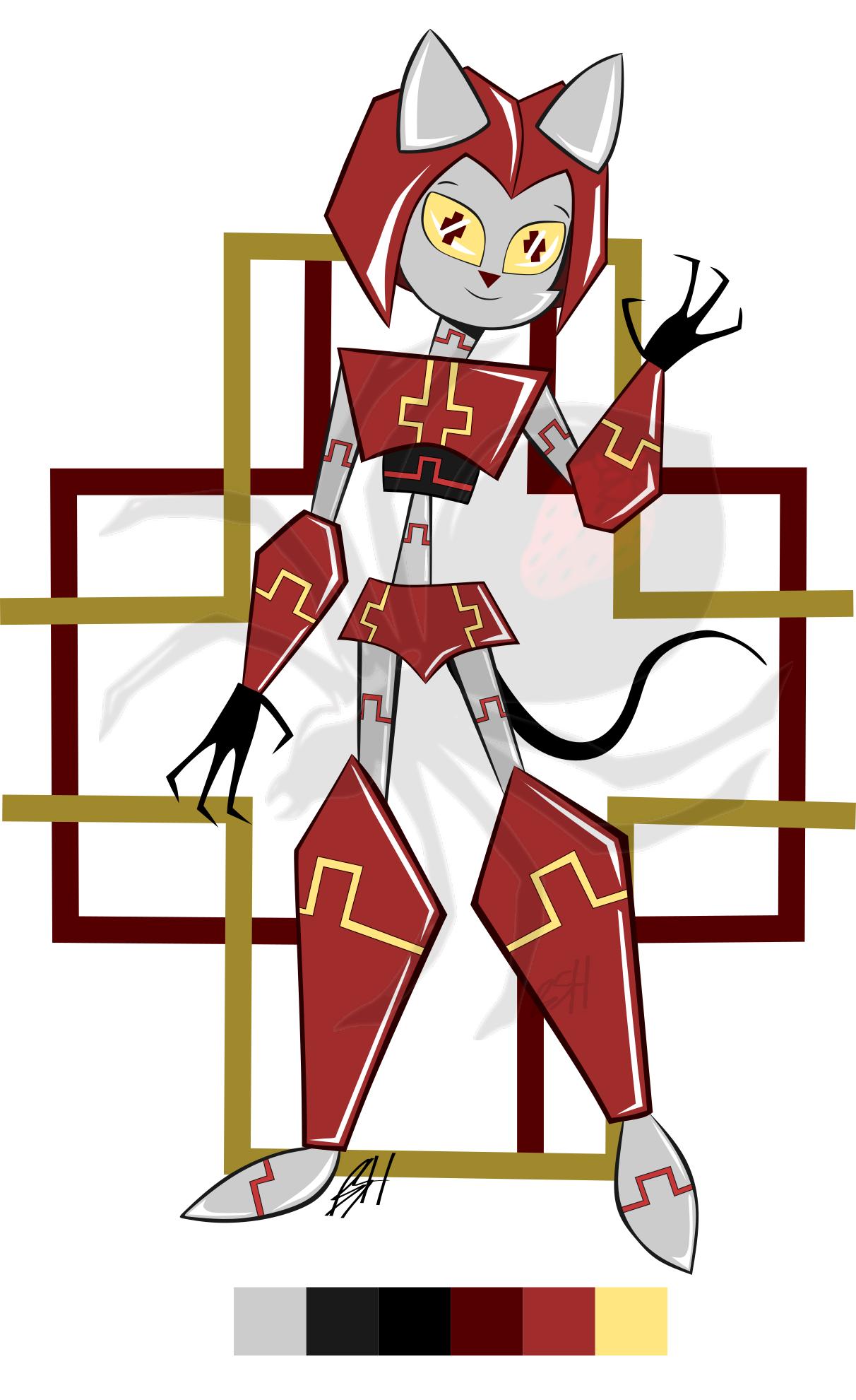 """KI-114 """"Kitty"""" Adopt"""