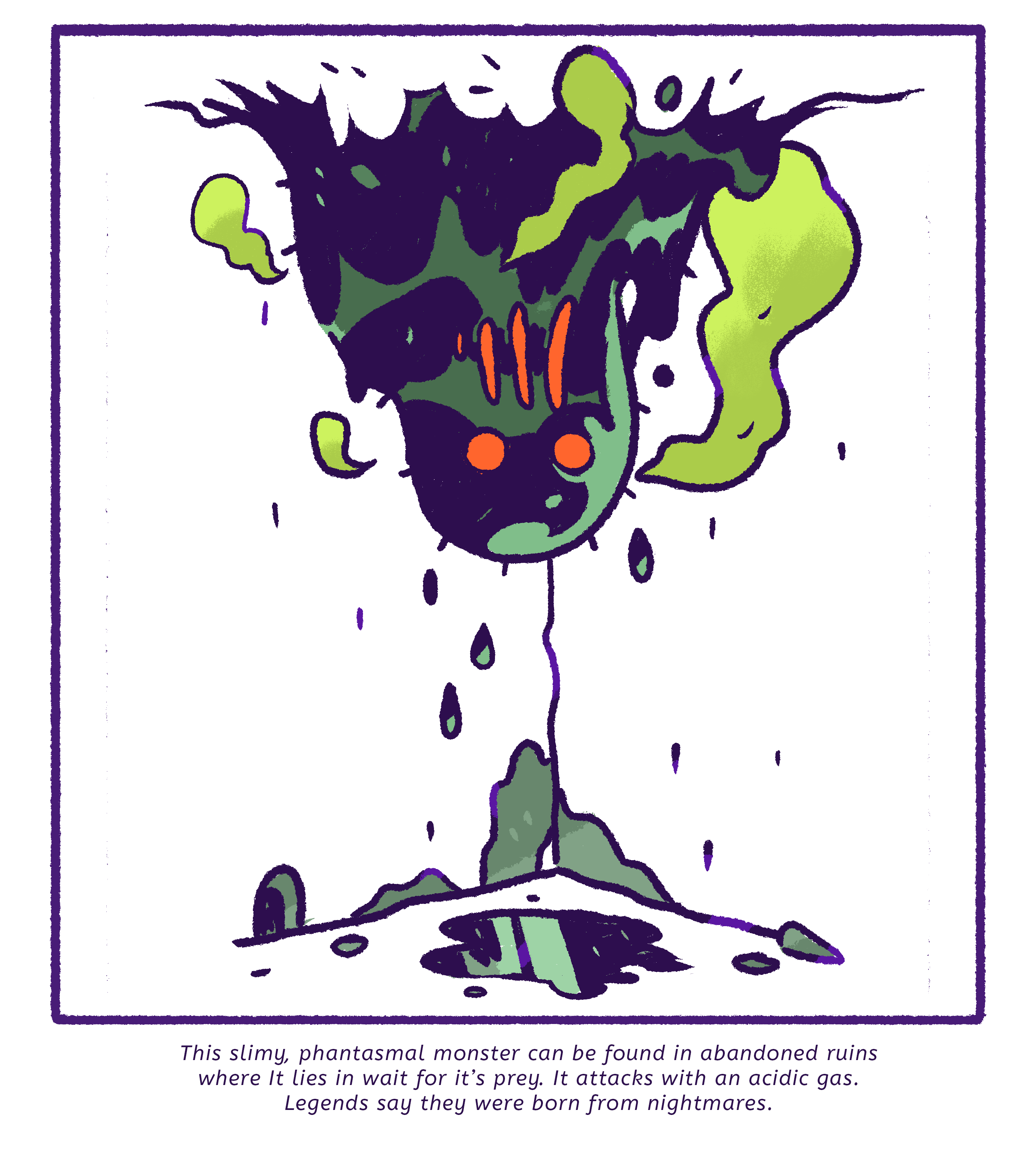 Ooze by Flancortes on Newgrounds