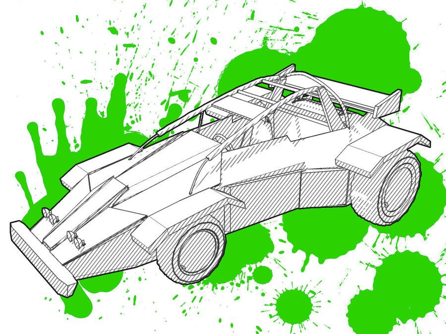 Splat Hatch Buggy