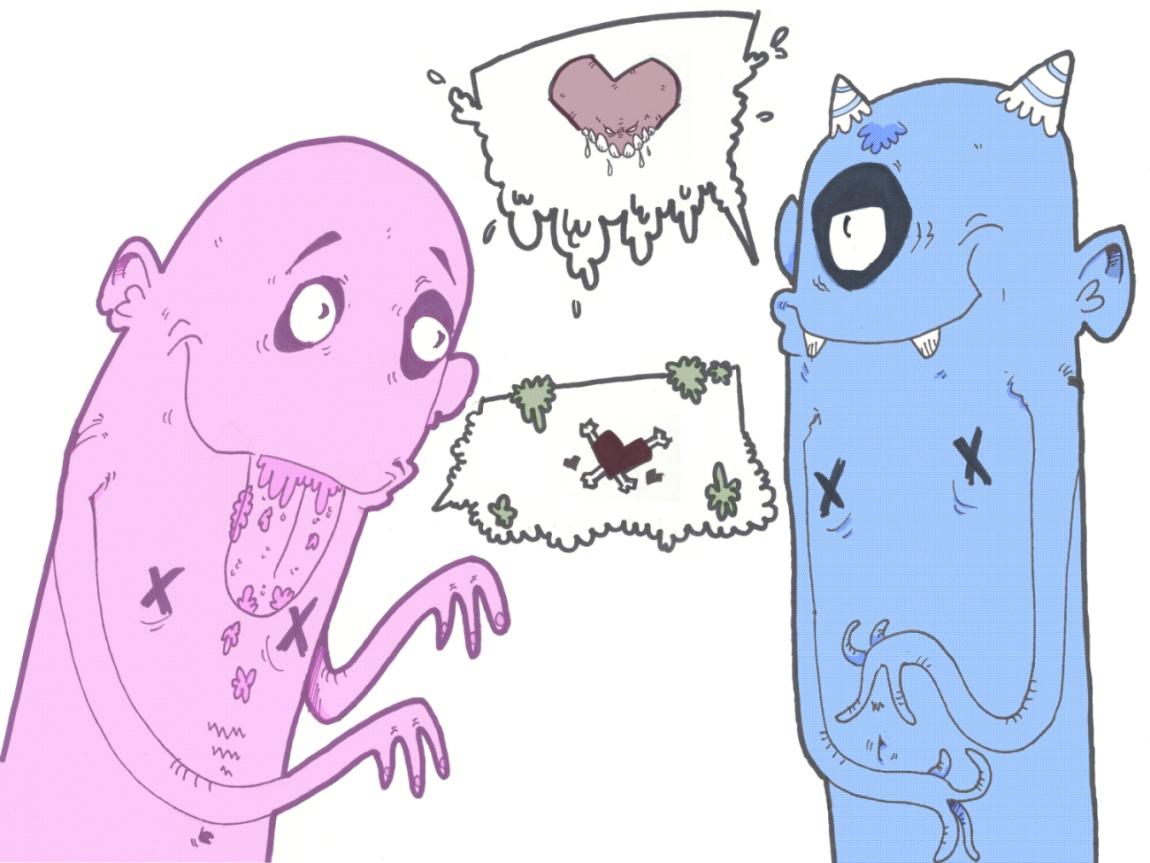 Love Monsters
