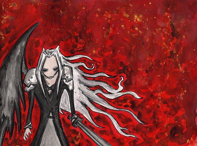 Sephiroth! (insert theme here)