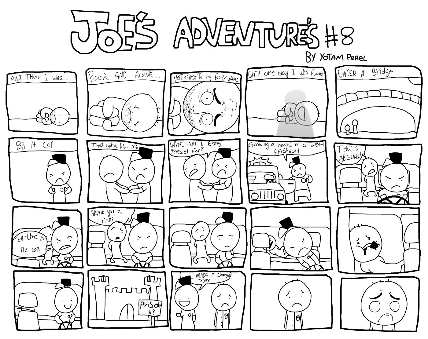 Joe's Adventures 8