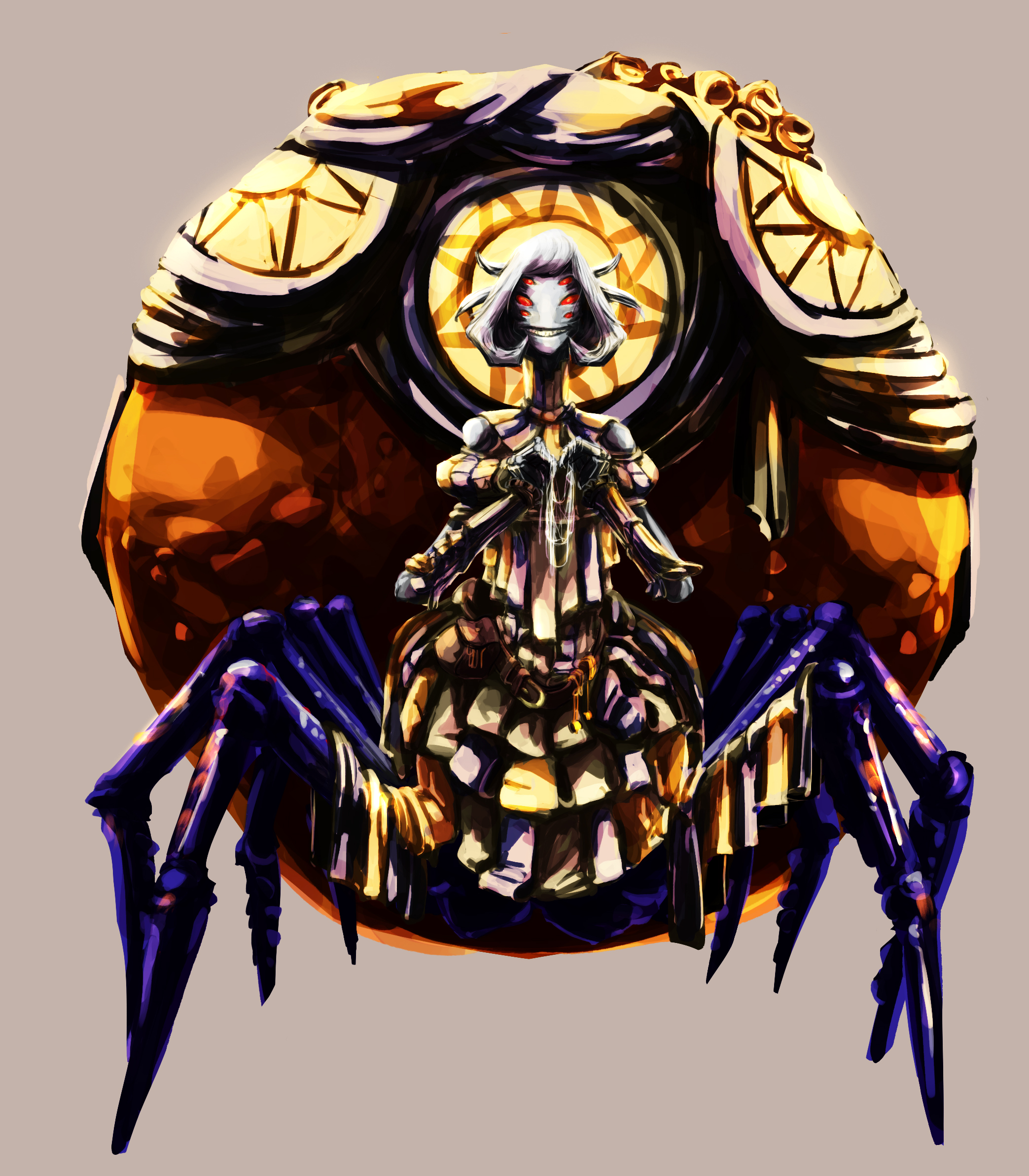 The Exotic: Orb Weaver Drider