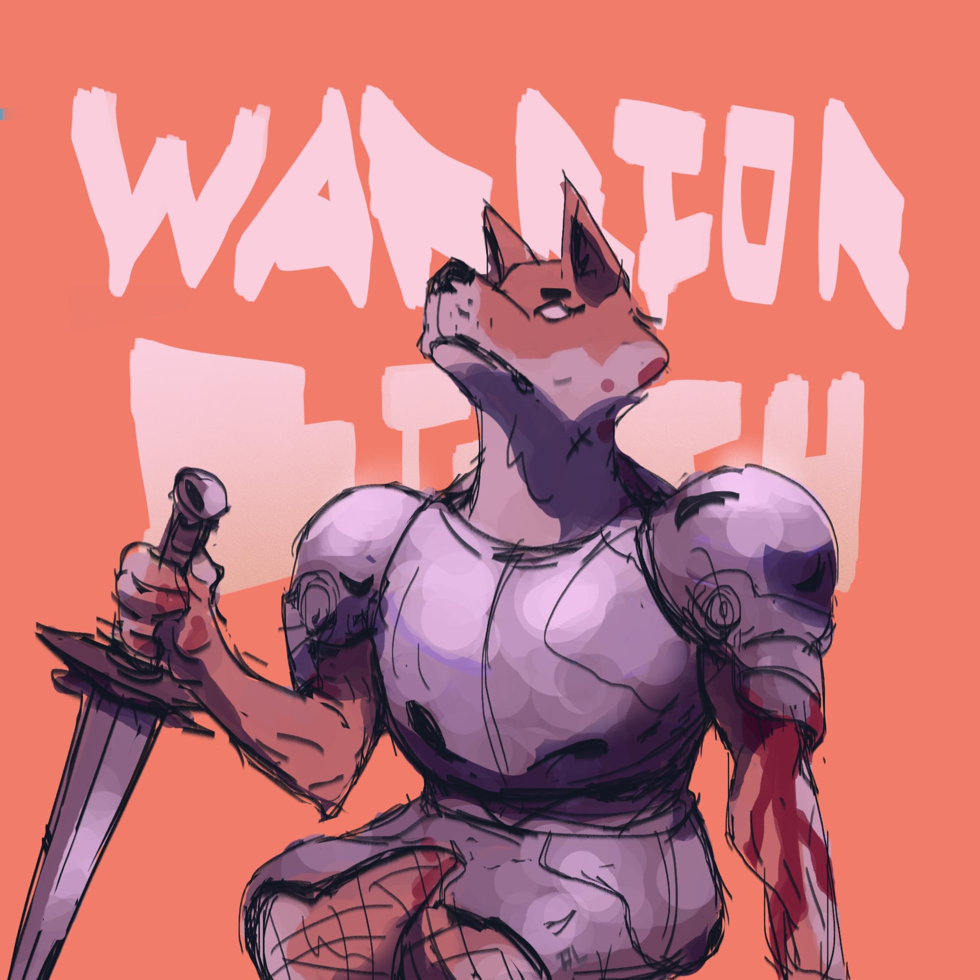 Warrior Bitch