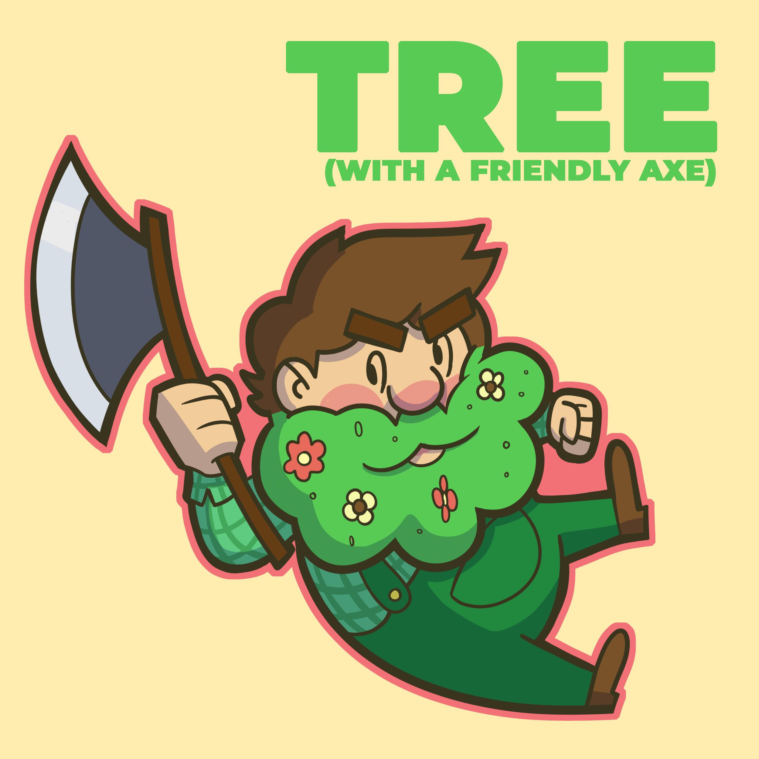 TREE'S BIRTHDAY.