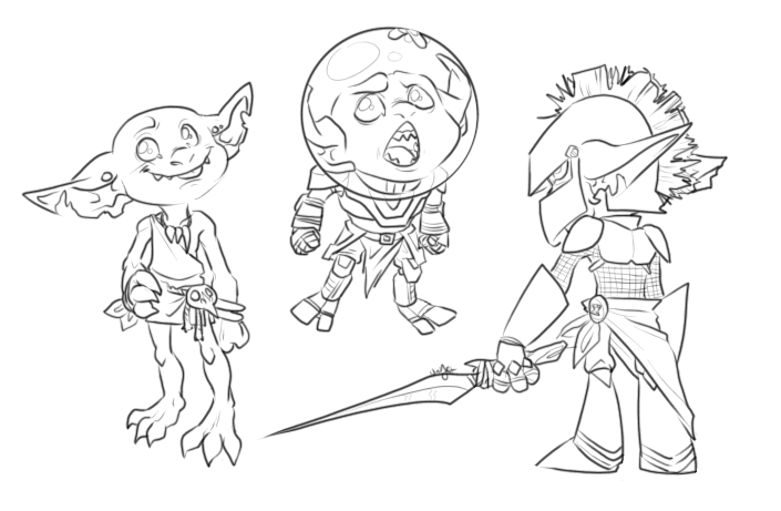 Some Goblins