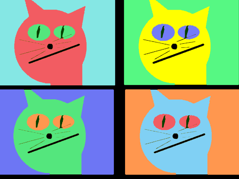Kitty Krew Artistic Genius
