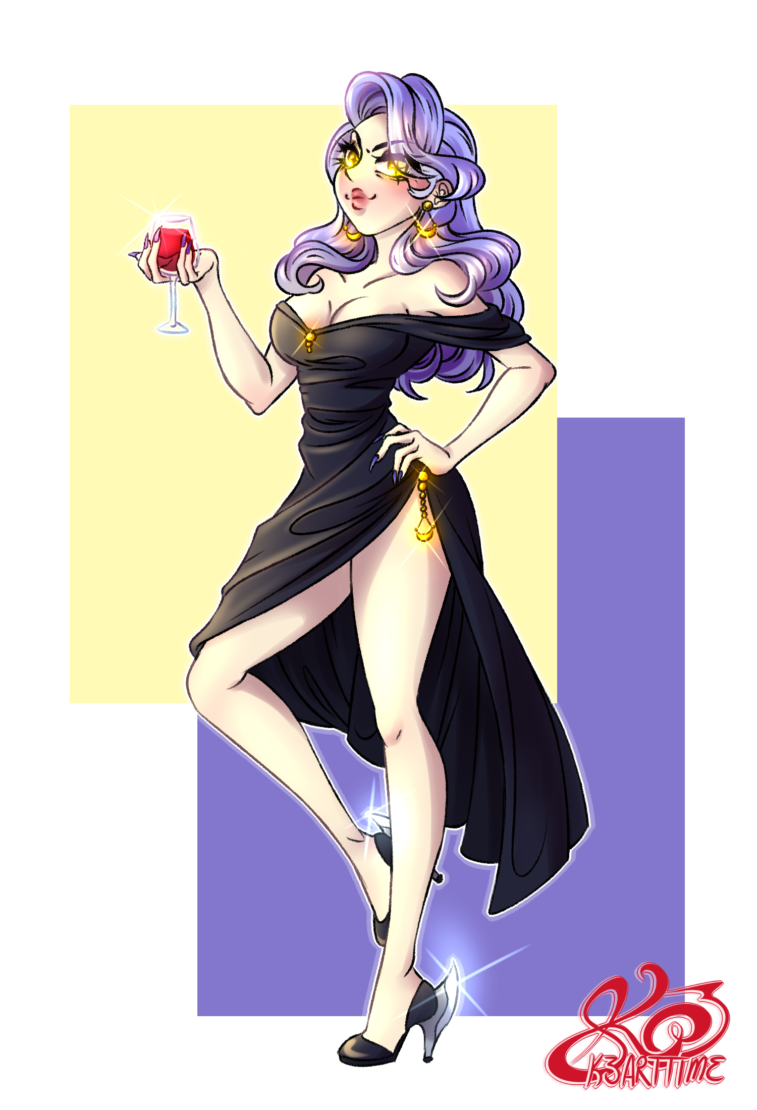 commission Lucy