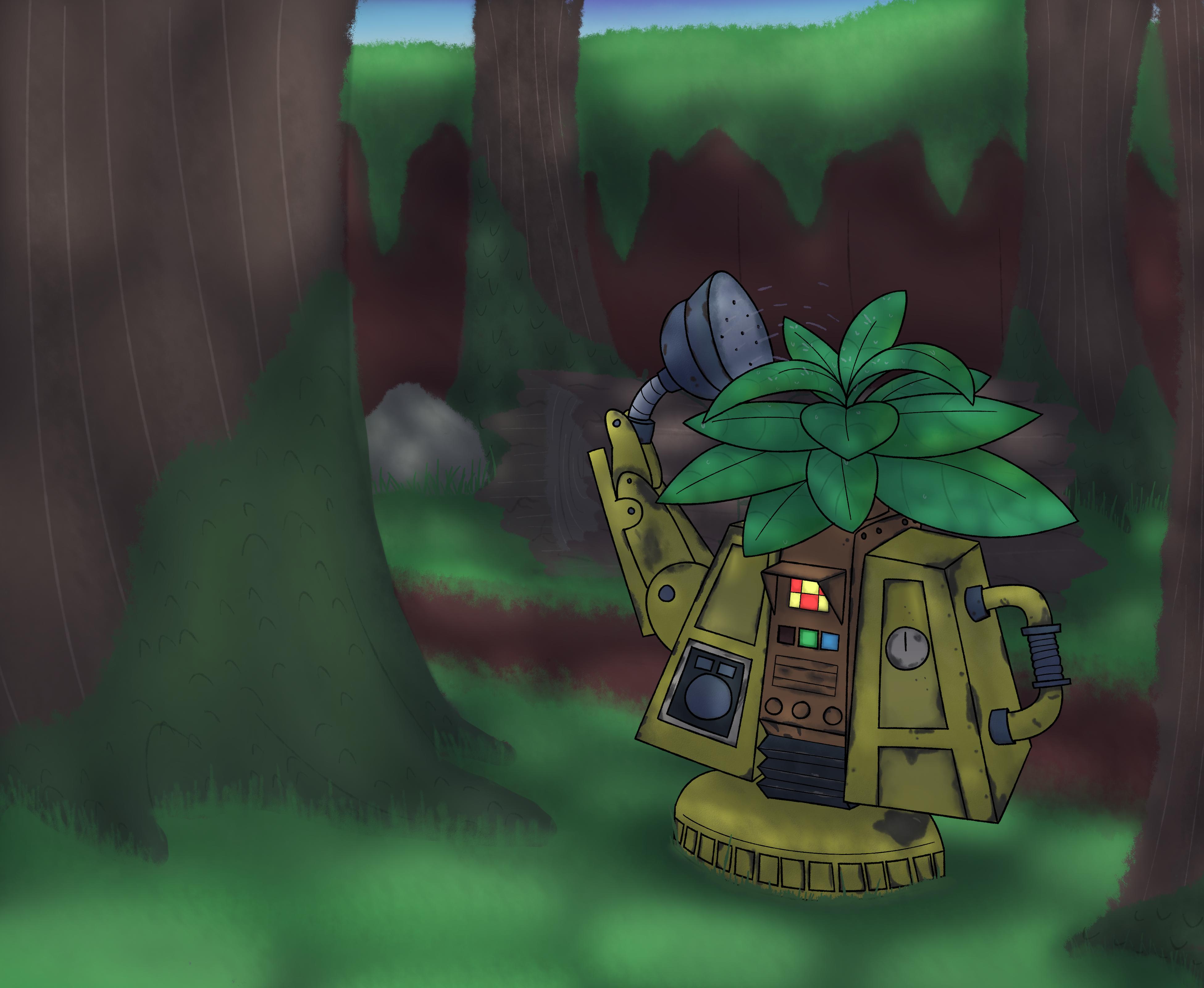 Steam Gardener