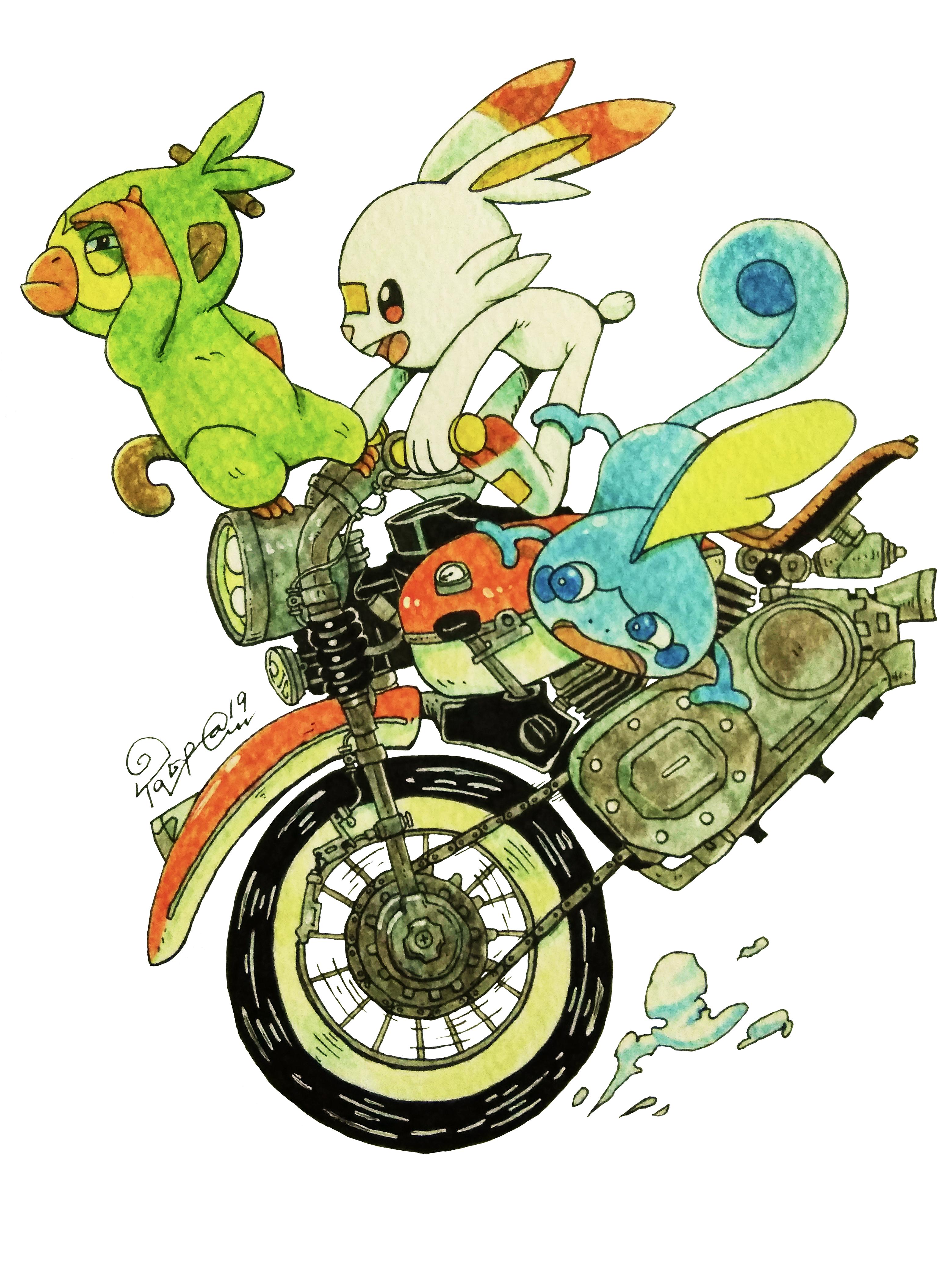 Lets Ride!