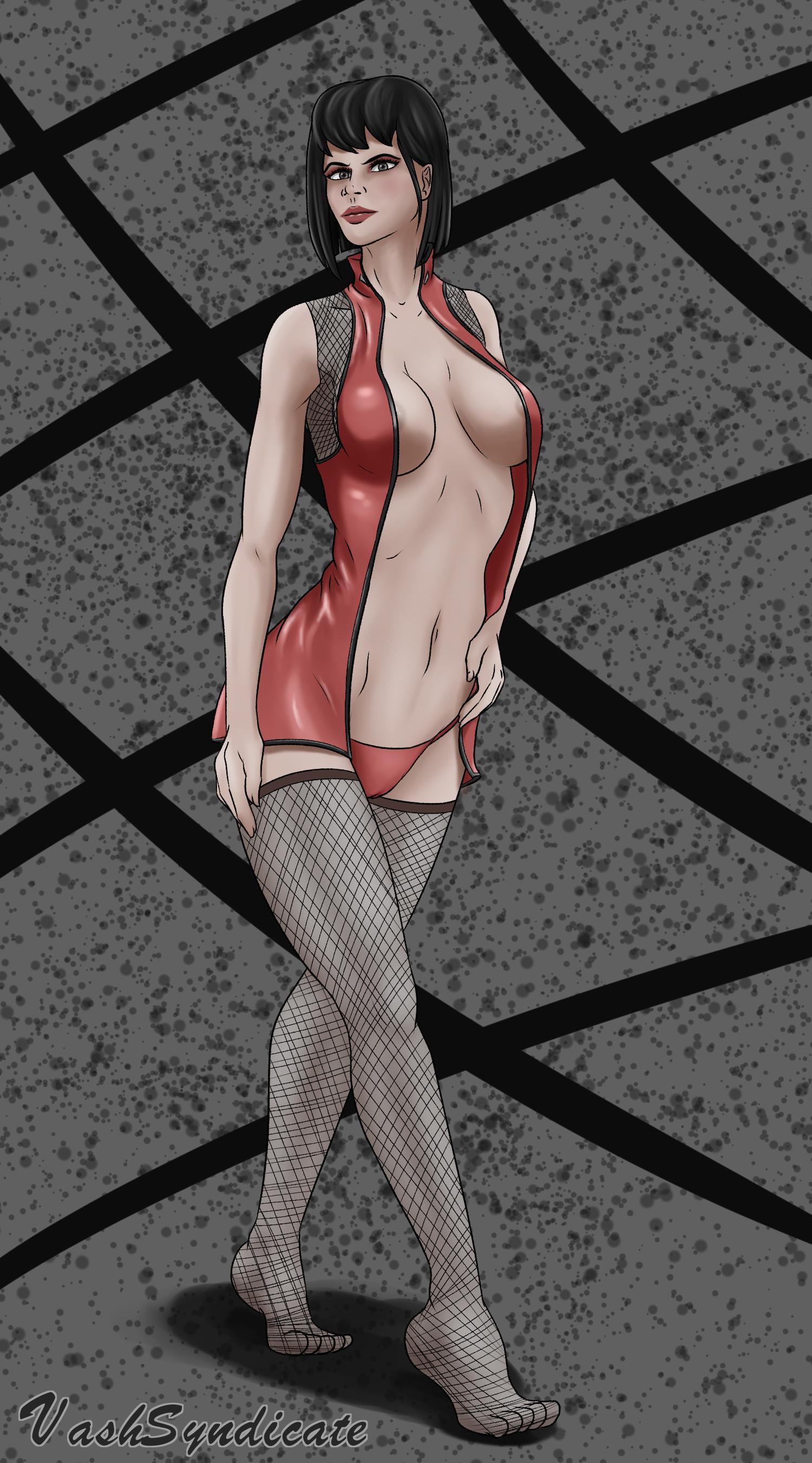 Madame Rouge (NSFW 1/2)