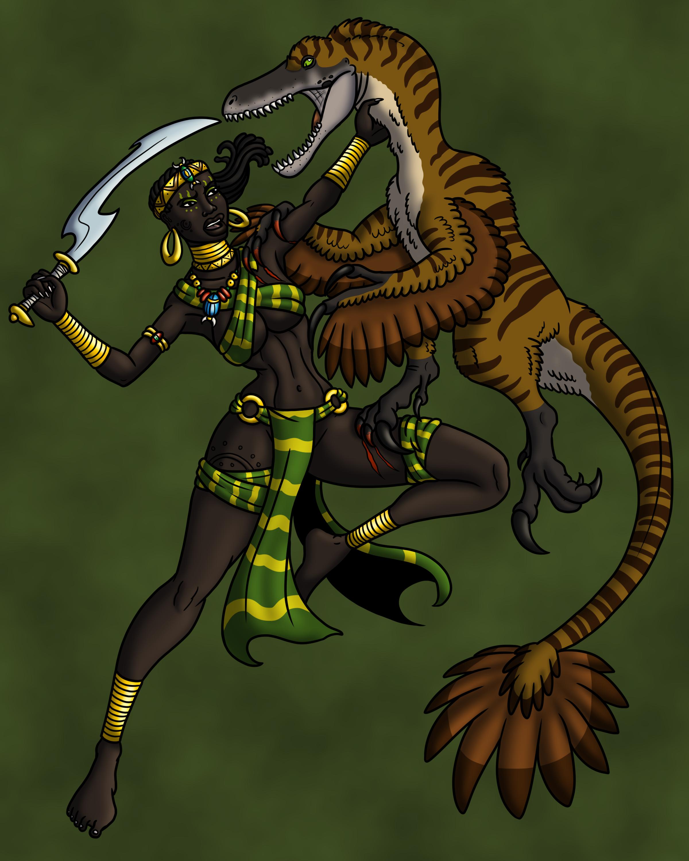 The Raptor Slayer
