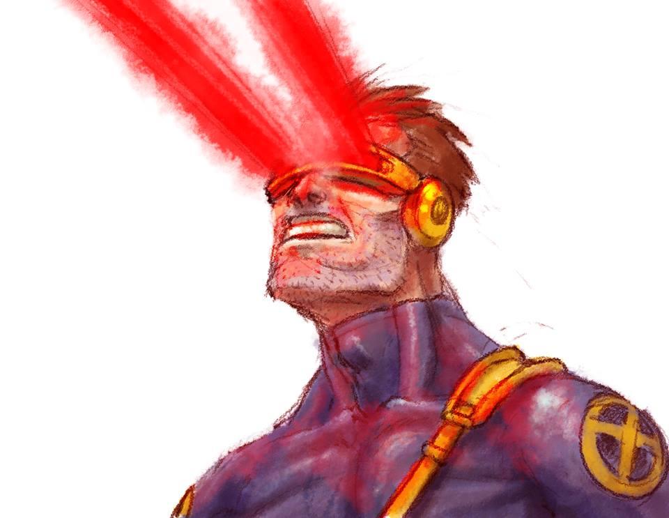 Cyclops sketch